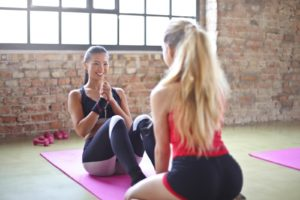 Bauchmuskeltraining durch Sit-Ups