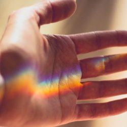 Druckpunkt der Hand beim Handstand