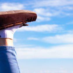 Feet up - Kopfüber trainieren mit Trainingsgerät