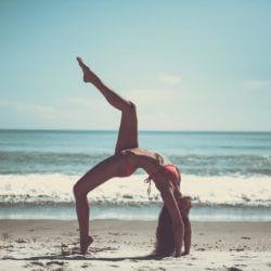 Dehnübungen für die Schultern