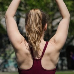 Training für einen starken gesunden Rücken