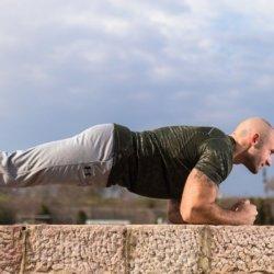 Tägliche Routine Übungen für den Handstand
