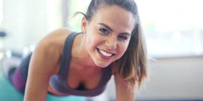 HIIT Fitness Workout für Zuhause
