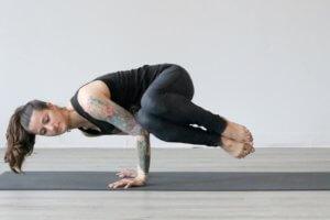 Yoga als ganzkörper Workout
